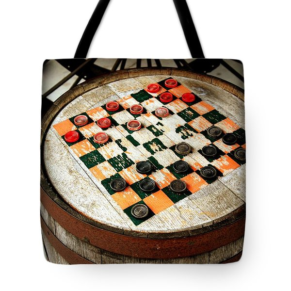 Your Move Tote Bag