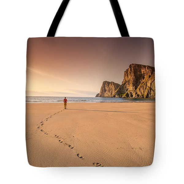 Your Own Beach Tote Bag