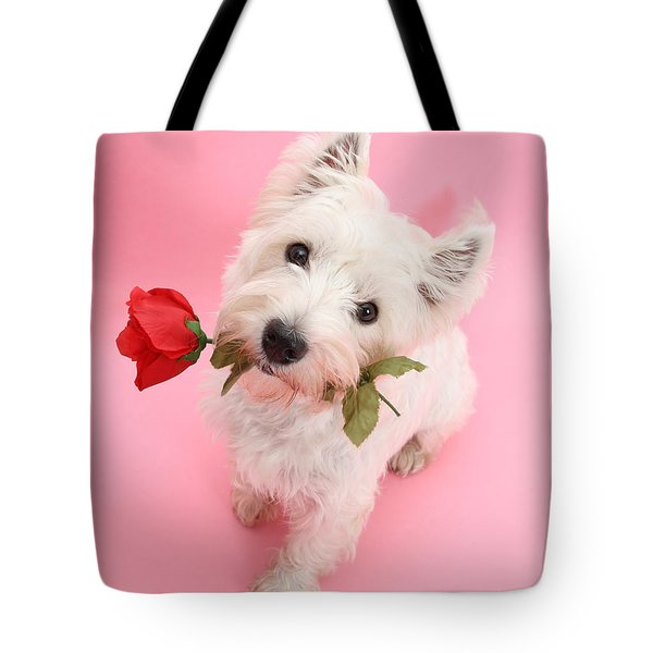 Your Valentine Every Day Tote Bag