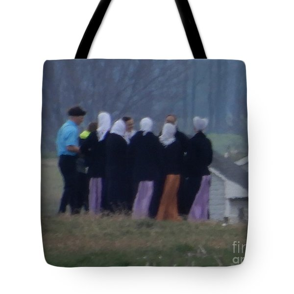Youth Group Tote Bag