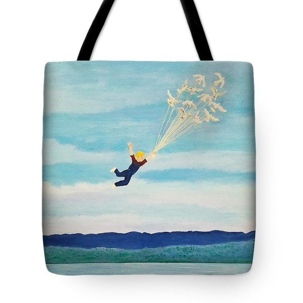 Youth Is Fleeting Tote Bag