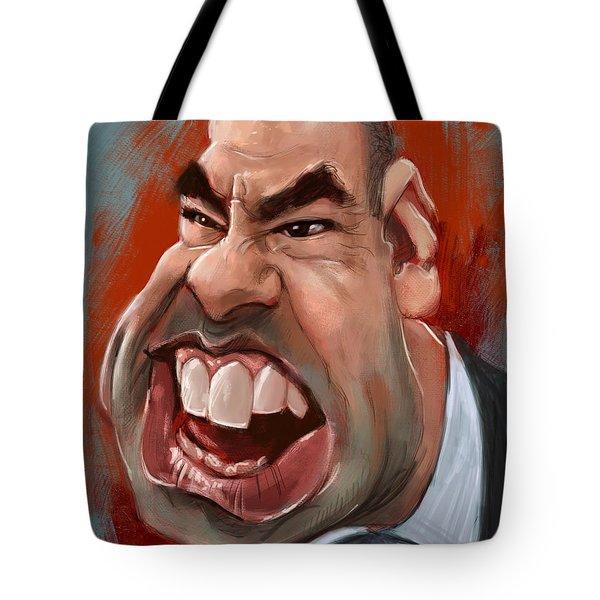 You've Been Litt Up Tote Bag