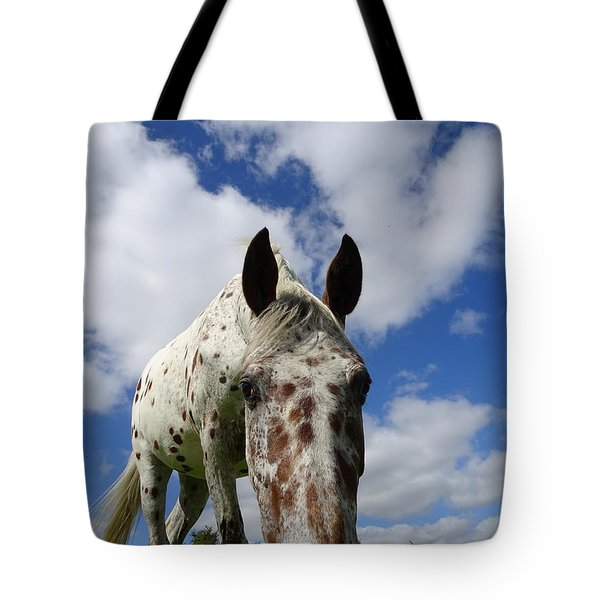 You've Been Spotted Tote Bag