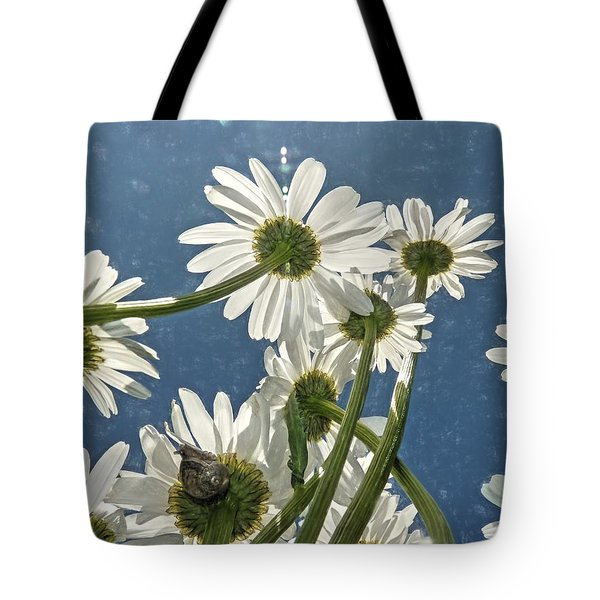 Tote Bag featuring the photograph You've Got Snail by Donna Kennedy