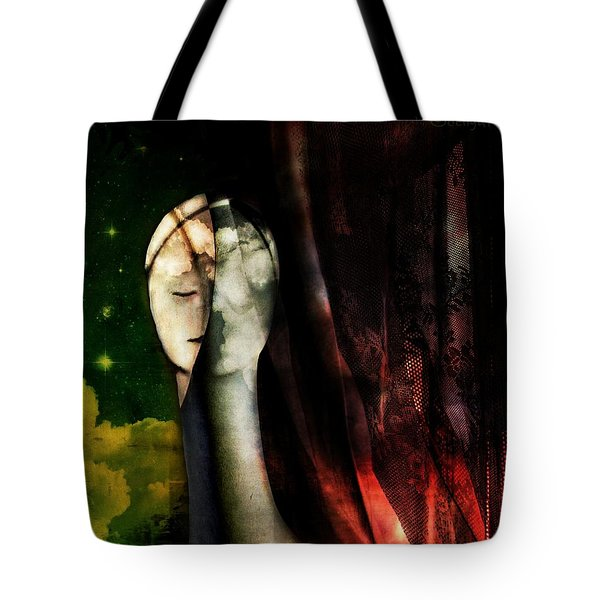 You...with The Clouds In Your Eyes Tote Bag