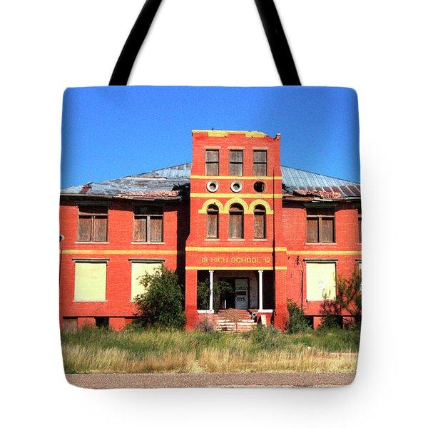 Yoyah School House Tote Bag