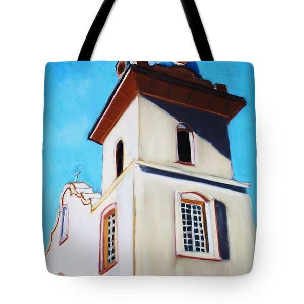 Ysleta Mission Tote Bag