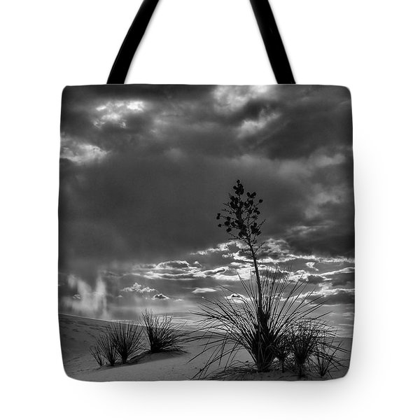 Yucca At Sunset Tote Bag