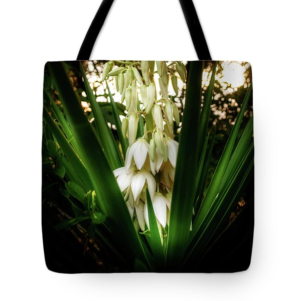 Yucca In The Woods Tote Bag