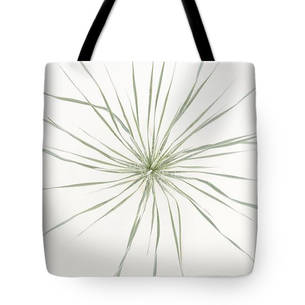Yucca Whorl - White Sands National Monument Tote Bag
