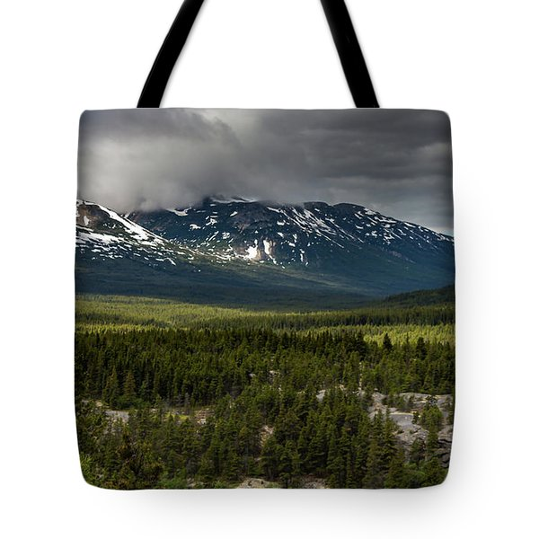 Yukon Wilderness Tote Bag