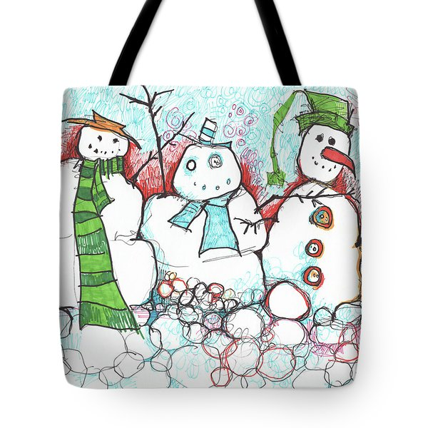 Yuletides From The Brink Tote Bag