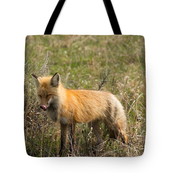 Yum Tote Bag by Birches Photography