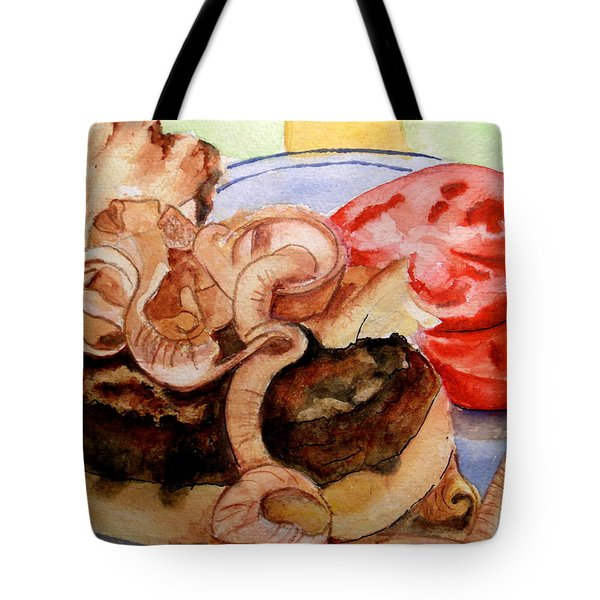 Yummy Fried Onion Burger Tote Bag