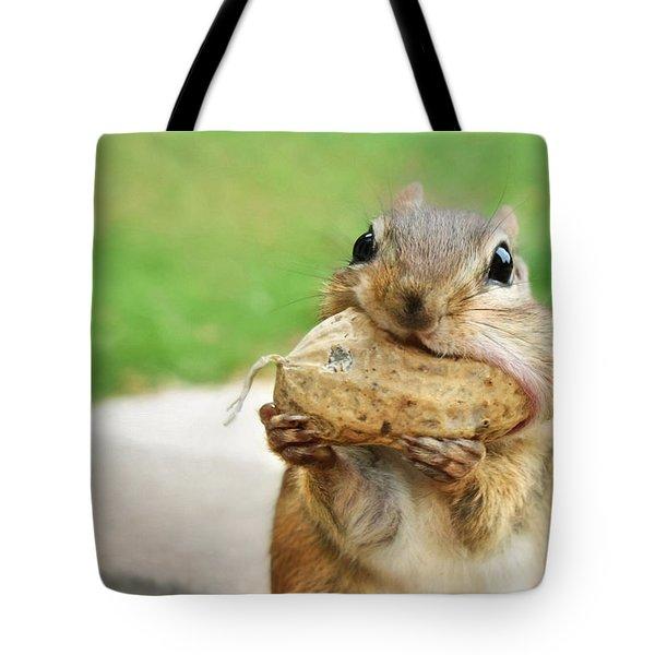 Yummy Tote Bag by Lori Deiter