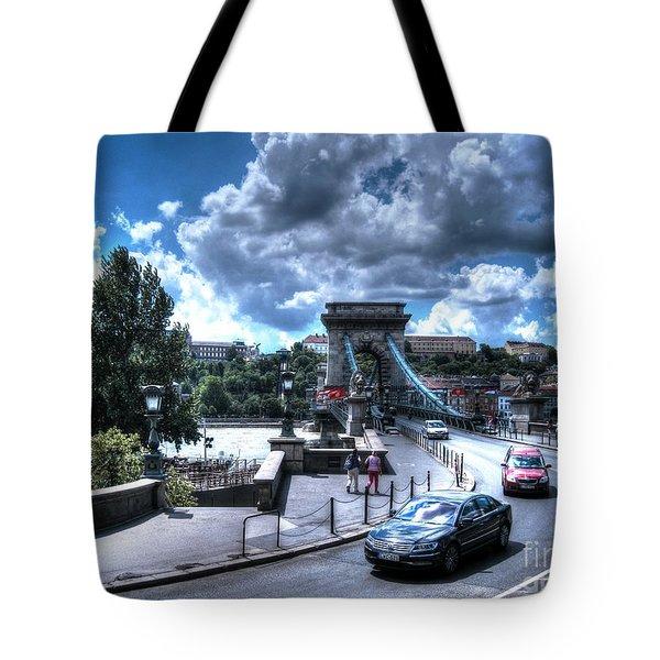 Yury Bashkin Budapesht Summer Tote Bag
