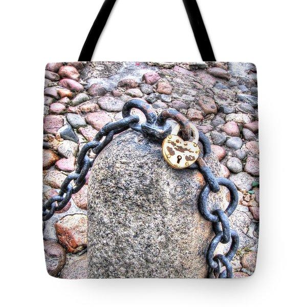 Tote Bag featuring the mixed media Yury Bashkin Near Stokholm  Swiss by Yury Bashkin