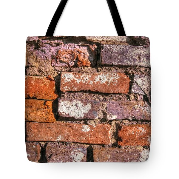 Yury Bashkin Old Wall Tote Bag