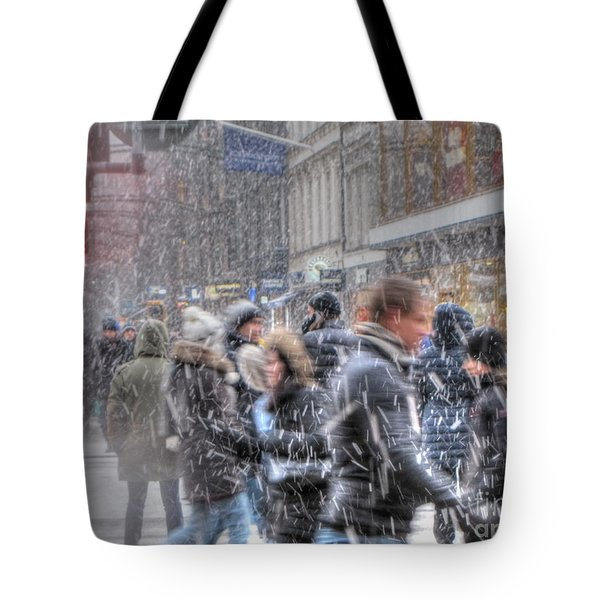 Yury Bashkin Winterstockholm Tote Bag
