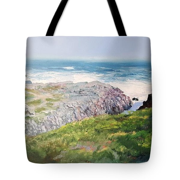 Yzerfontein Oggend Tote Bag