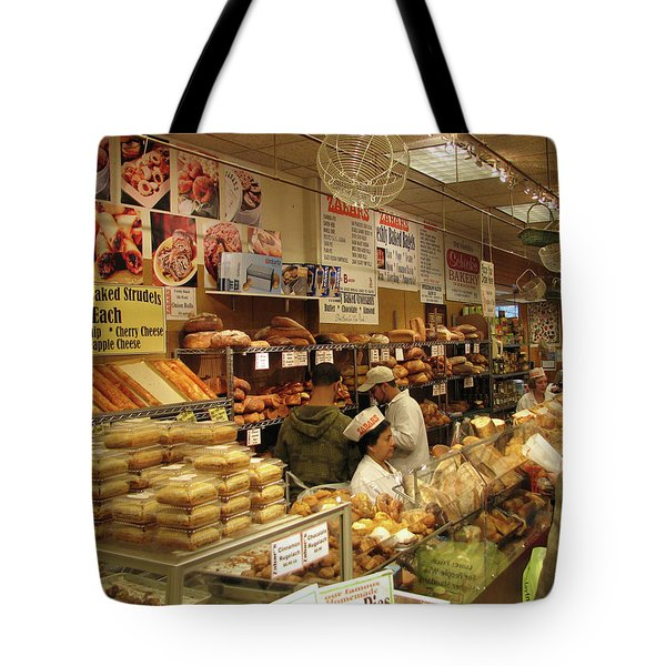 Zabars - 2006 - New York Tote Bag