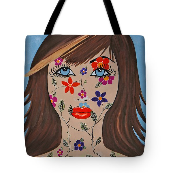 Zahir Tote Bag by Kathleen Sartoris