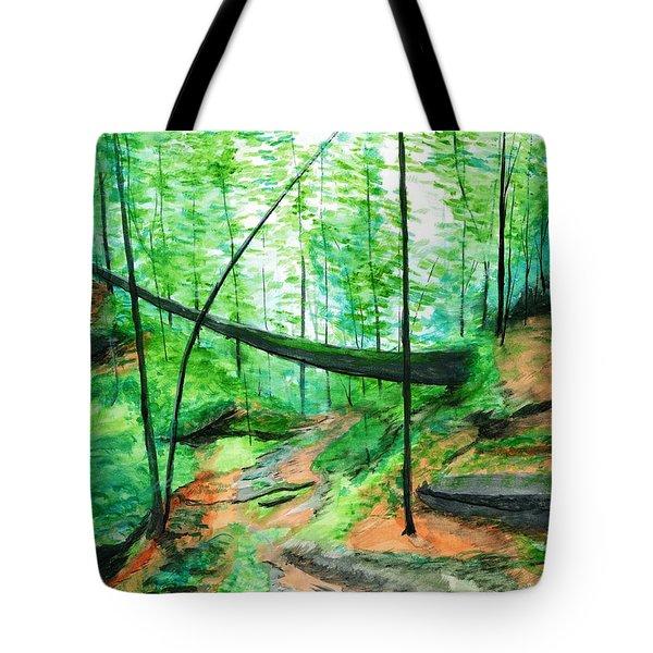 Zaleski Tote Bag