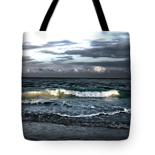 Zamas Beach #11 Tote Bag