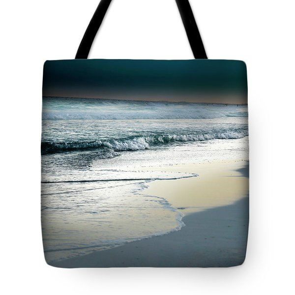 Zamas Beach #13 Tote Bag