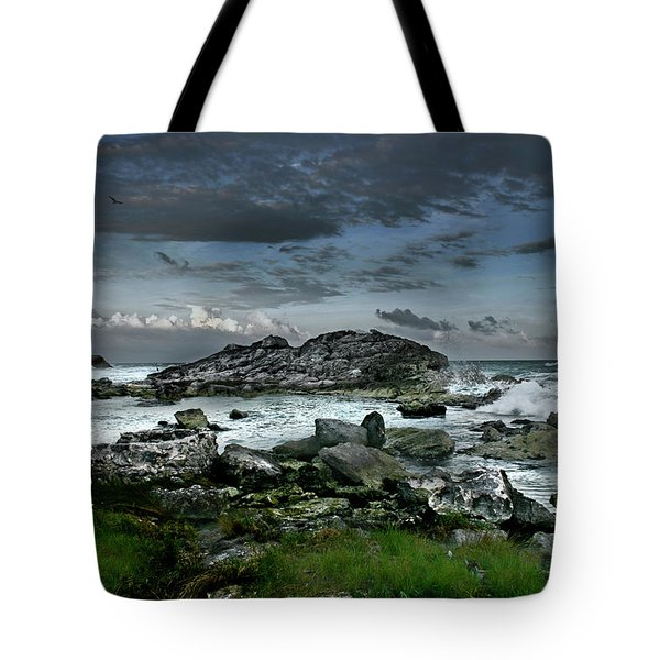 Zamas Beach #14 Tote Bag