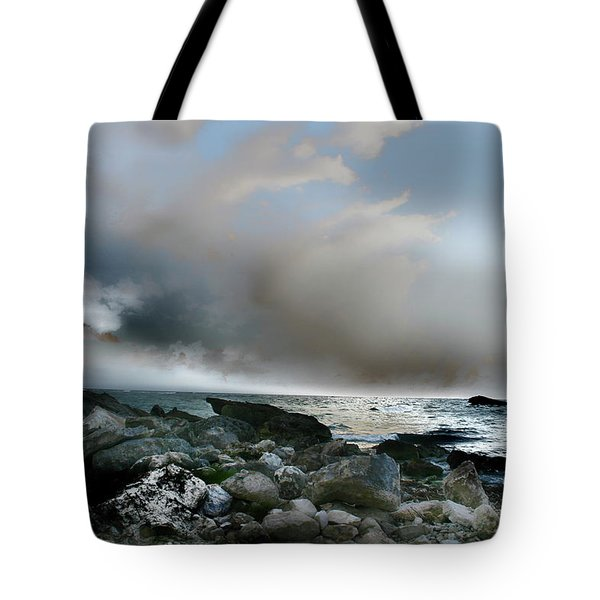 Zamas Beach #2 Tote Bag