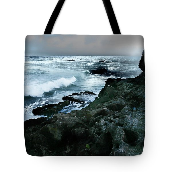 Zamas Beach #5 Tote Bag