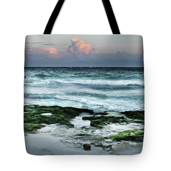 Zamas Beach #7 Tote Bag