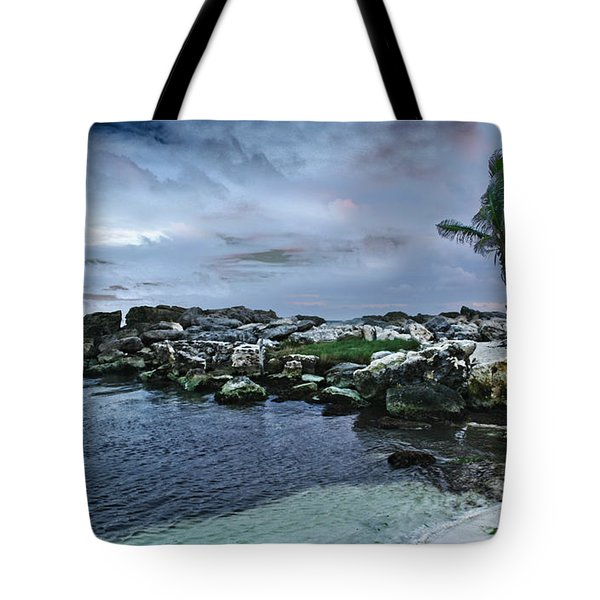 Zamas Beach #8 Tote Bag
