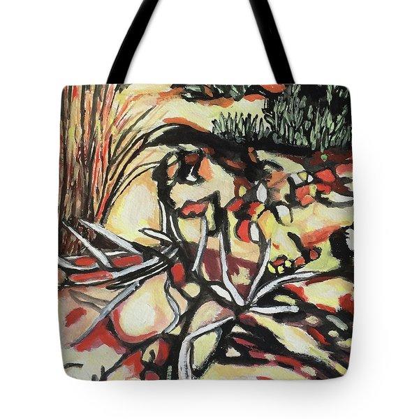 Zancara 1 Tote Bag