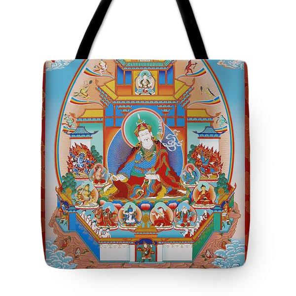 Zangdok Palri Tote Bag