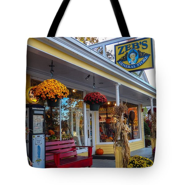 Zebs General Store, North Conway 1 Tote Bag