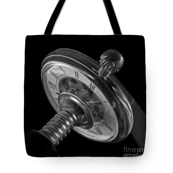 Zeitdruck Time Pressure Tote Bag
