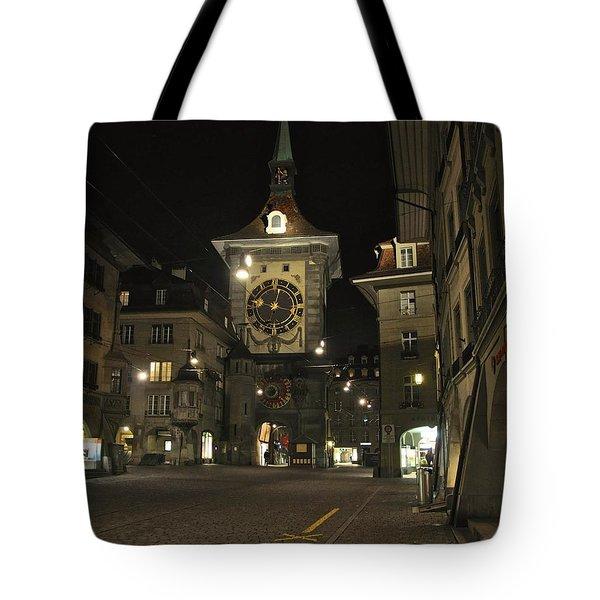 Zeitglockenturm Tote Bag