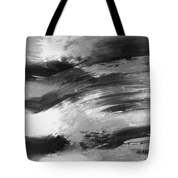 Zen Abstract A715d Tote Bag