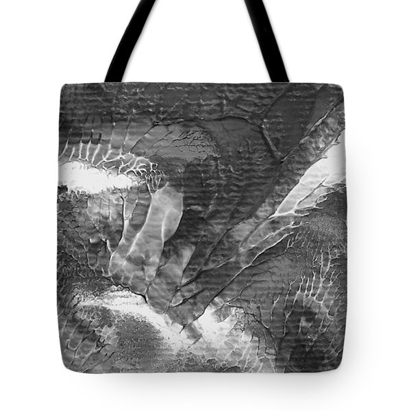 Zen Abstract A10115ajpg Tote Bag