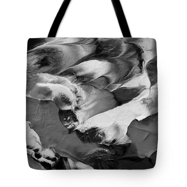 Zen Abstract Series N1015al Tote Bag