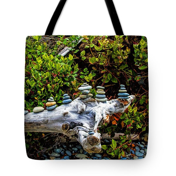 Zen Tote Bag by Alana Thrower