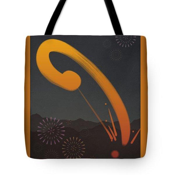 Zen Celebration Tote Bag