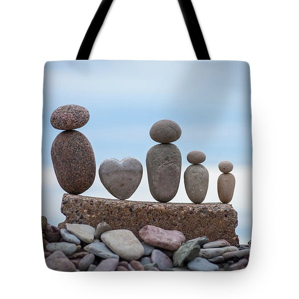 Zen Family Tote Bag