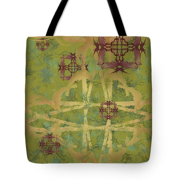 Zen Fly Colony Tote Bag
