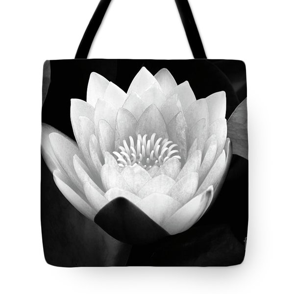 Waterlily Rising Tote Bag