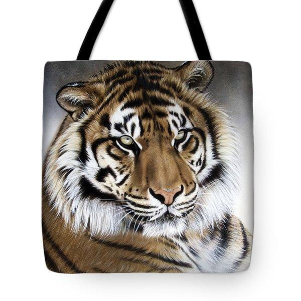 ZEN Tote Bag by Sandi Baker