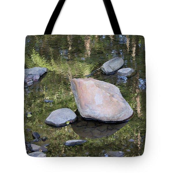 Zen Scene 2 Tote Bag