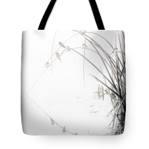 Zen Streamside Tote Bag
